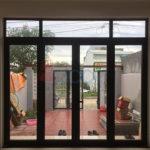 Giá và mẫu cửa nhôm tại Đà Nẵng hệ cửa đi?