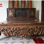 Lời khuyên hữu ích để bạn có thể sở hữu bộ sập gỗ đẹp trong phòng khách