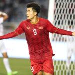 Cầu thủ Hà Đức Chinh U23 làm nên làn sóng lớn cho người hâm mộ bóng đá hiện nay
