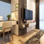 Phòng ngủ chung cư lớn hơn phòng khách có làm sao không?